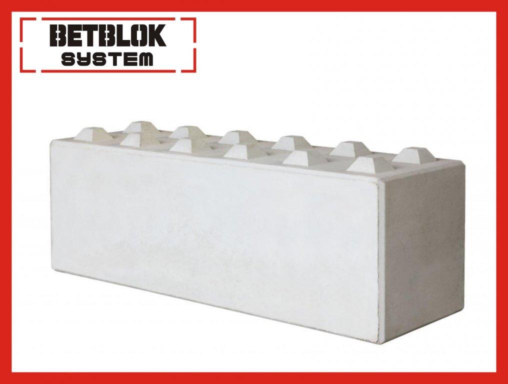 Betónové bloky Prefabrikované bloky blokov