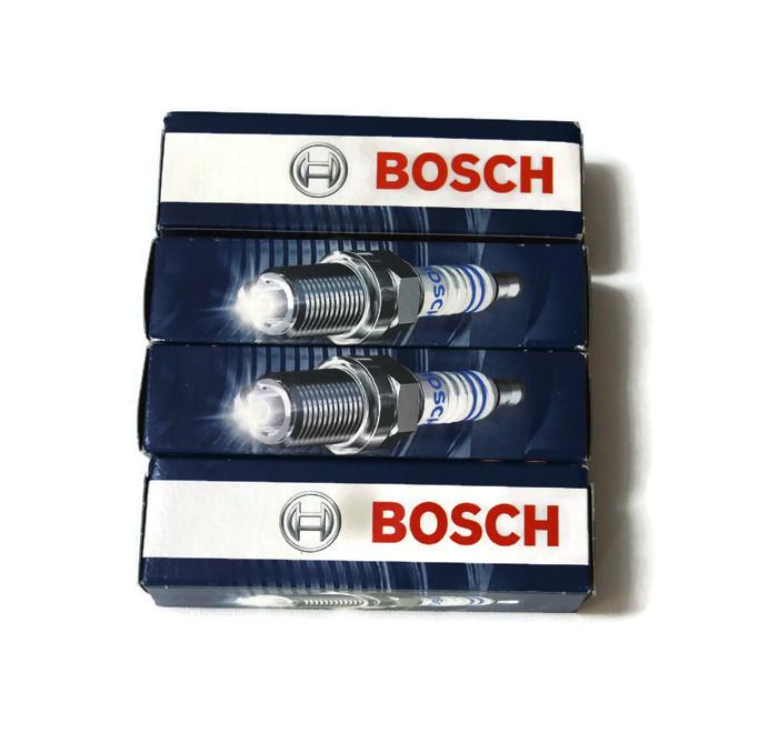 4 x Свеча зажигания bosch fr7dc+ 0242235666 7955