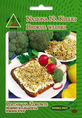 Семена брокколи делла раскада 10гр