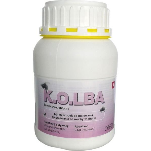ŽIAROVKA insekticíd pre muchy 500 ml