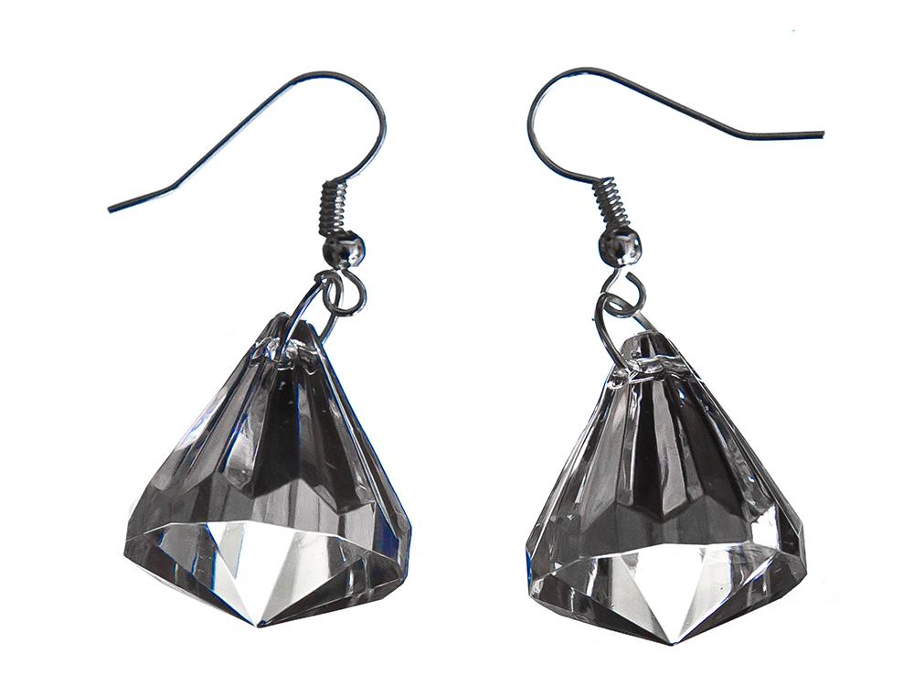 Diamond Diamond (2 ks) Lusterový prívesok