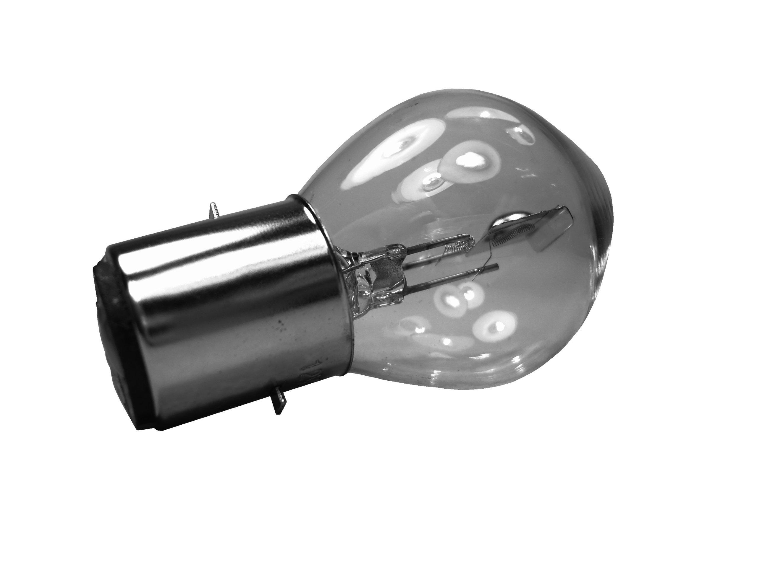 THE LAMP 6V 35/35W WSK WFM SHL SIMSON MZ ETZ BA20D