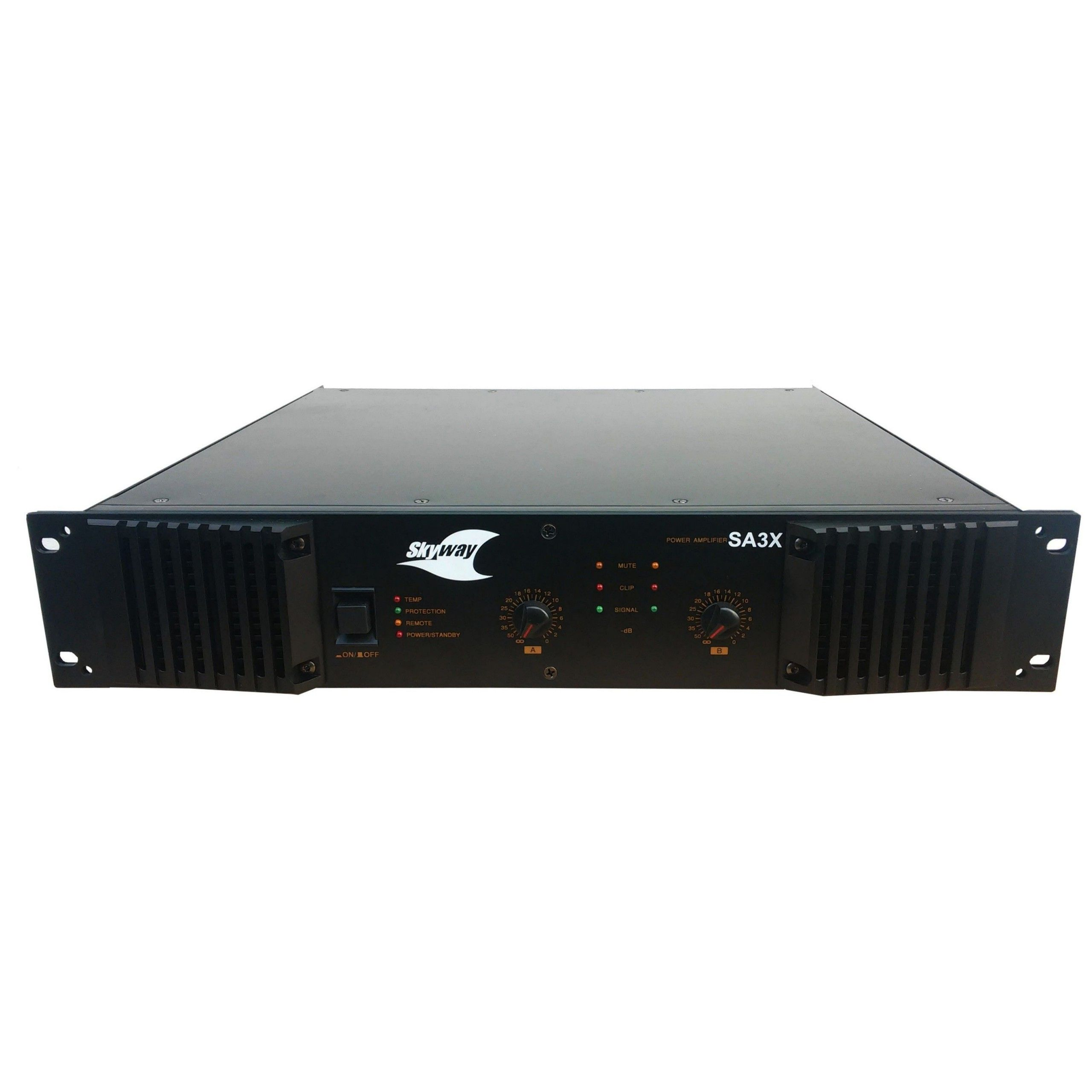 SA3X 2x550W / 4 + Crossover Power Tip Amplifier