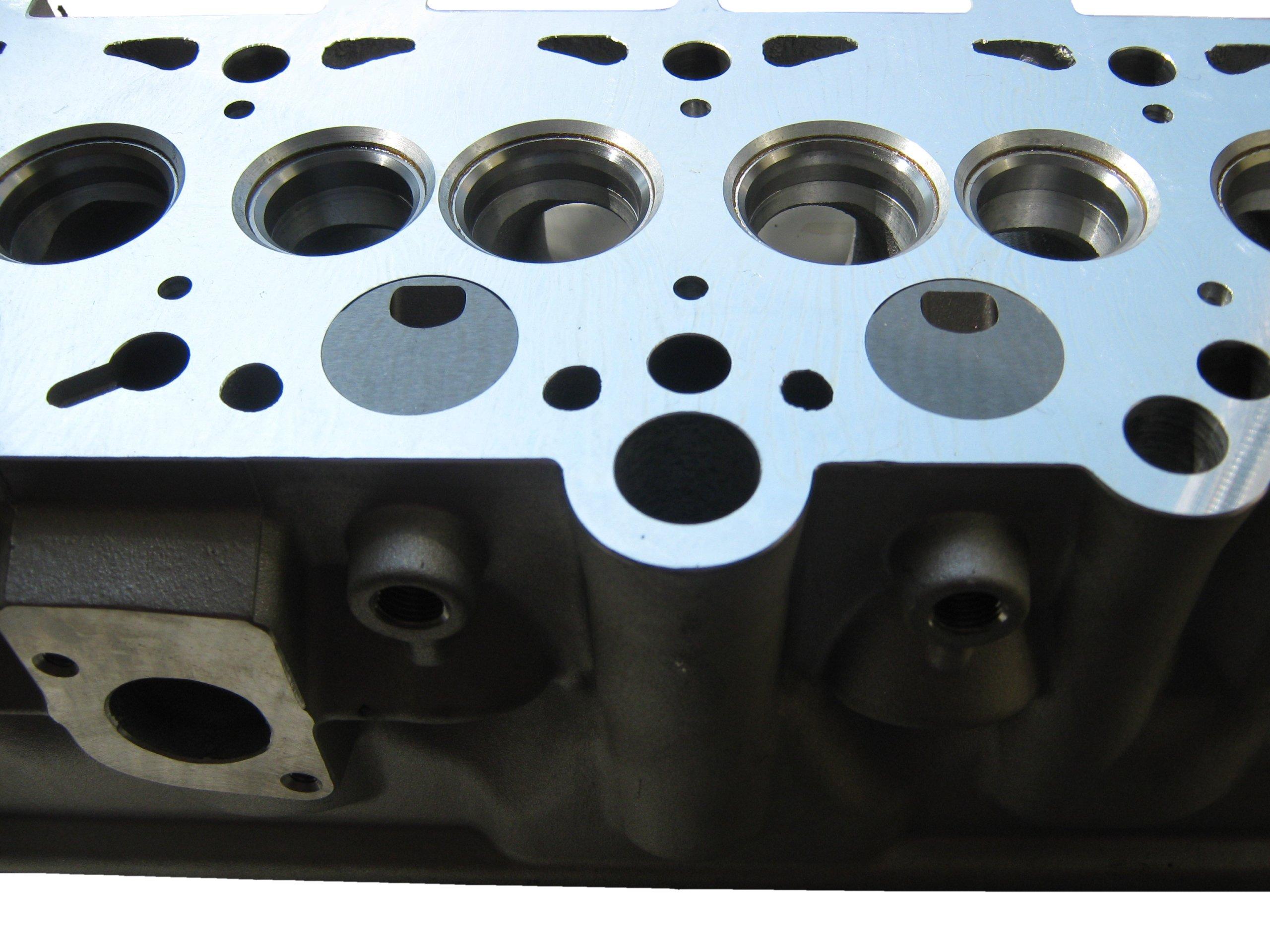 головка клапаны mitsubishi pajero l200 25 td новая