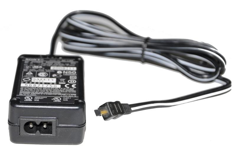 Pôvodný Sony 4.2V Napájanie - 1.5A AC-LS5 F.V GW