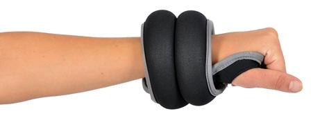 Manzets (váhy) na zápästiach 1 kg