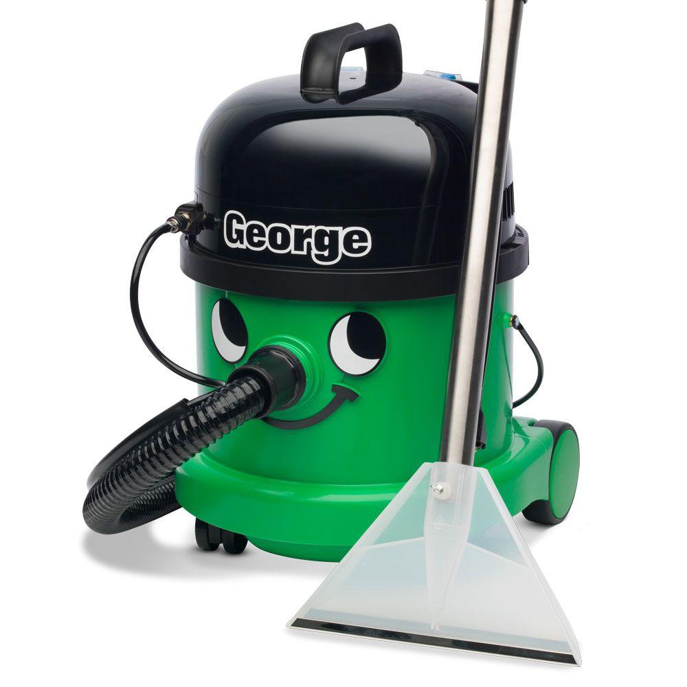 Numatic George GVE370 пылесос для стирки ковров