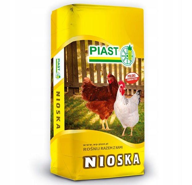 Паша Ступиц Nioska цена за мешок 25 кг для кур nios