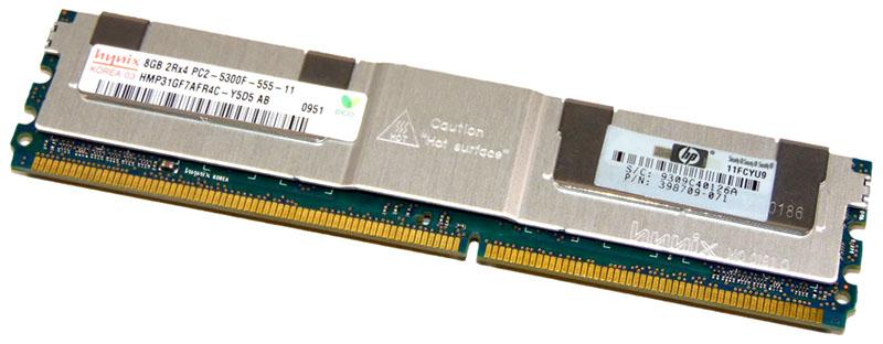Hynix 8 GB 2RX4 PC2-5300F RAM
