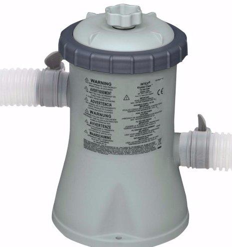 Filtračné čerpadlo pre bazény 1250 l / h Intete 28602