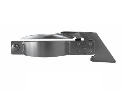 Крышка глушителя выхлопа 139mm zetor ursus