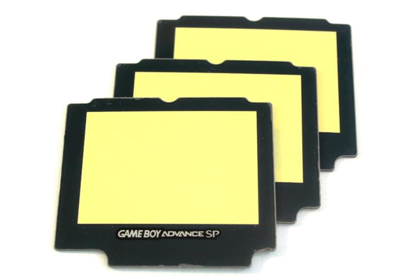 Ochranná ochranná obrazovka GBA SP! Nový!
