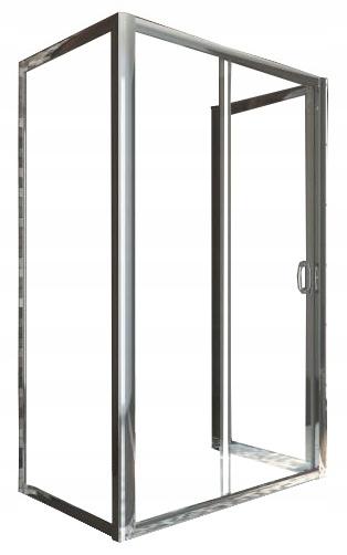 Kabíny Premium Plus DWJ+2S RADAWAY 100x75x190