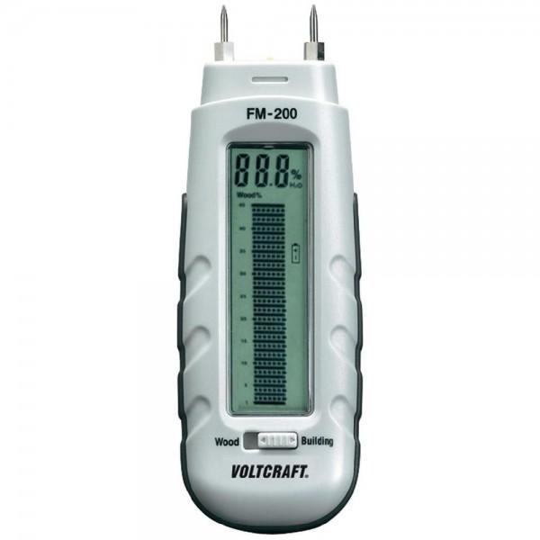 Merač vlhkosti pre drevo a betónové Nemecko FM200