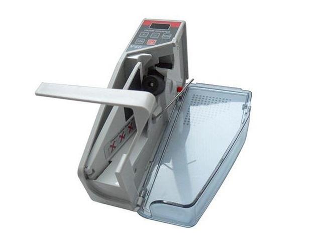 Prenosný rekordér pre bankovky New V40 verzia