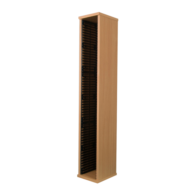 Item STAND CD: disk 60. color beech
