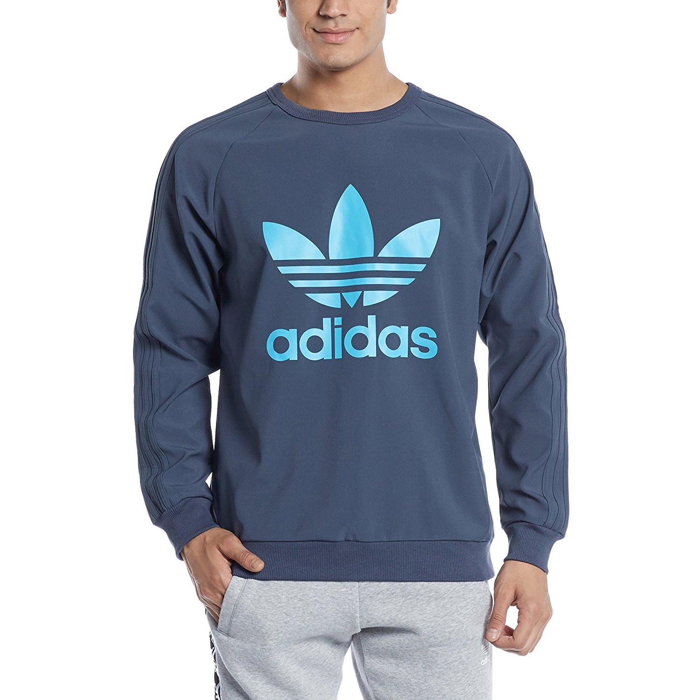 Bluza męska Originals ES AOP Adidas (grafitowa)