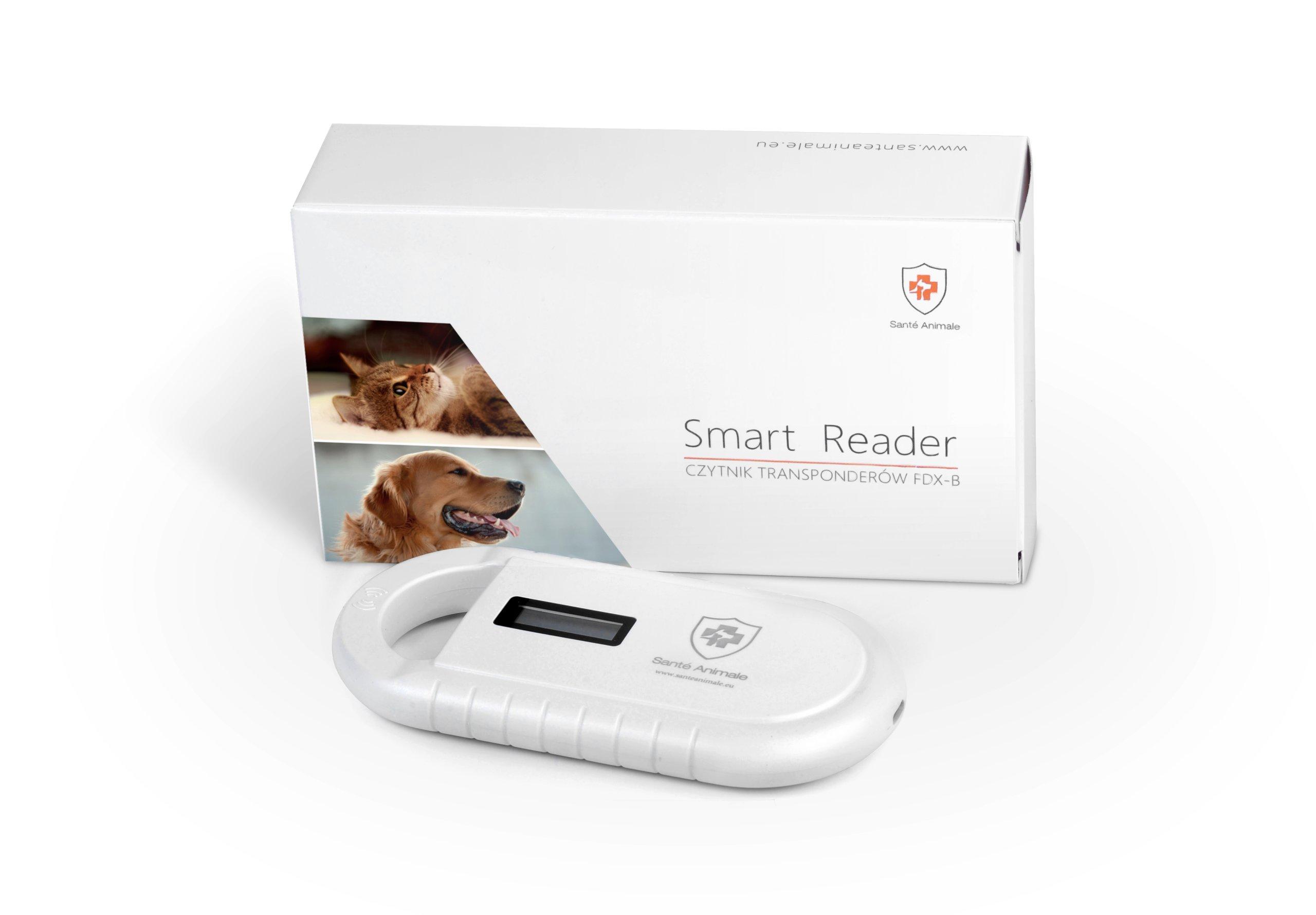 Czytnik mikrochipów SMART READER - super cena