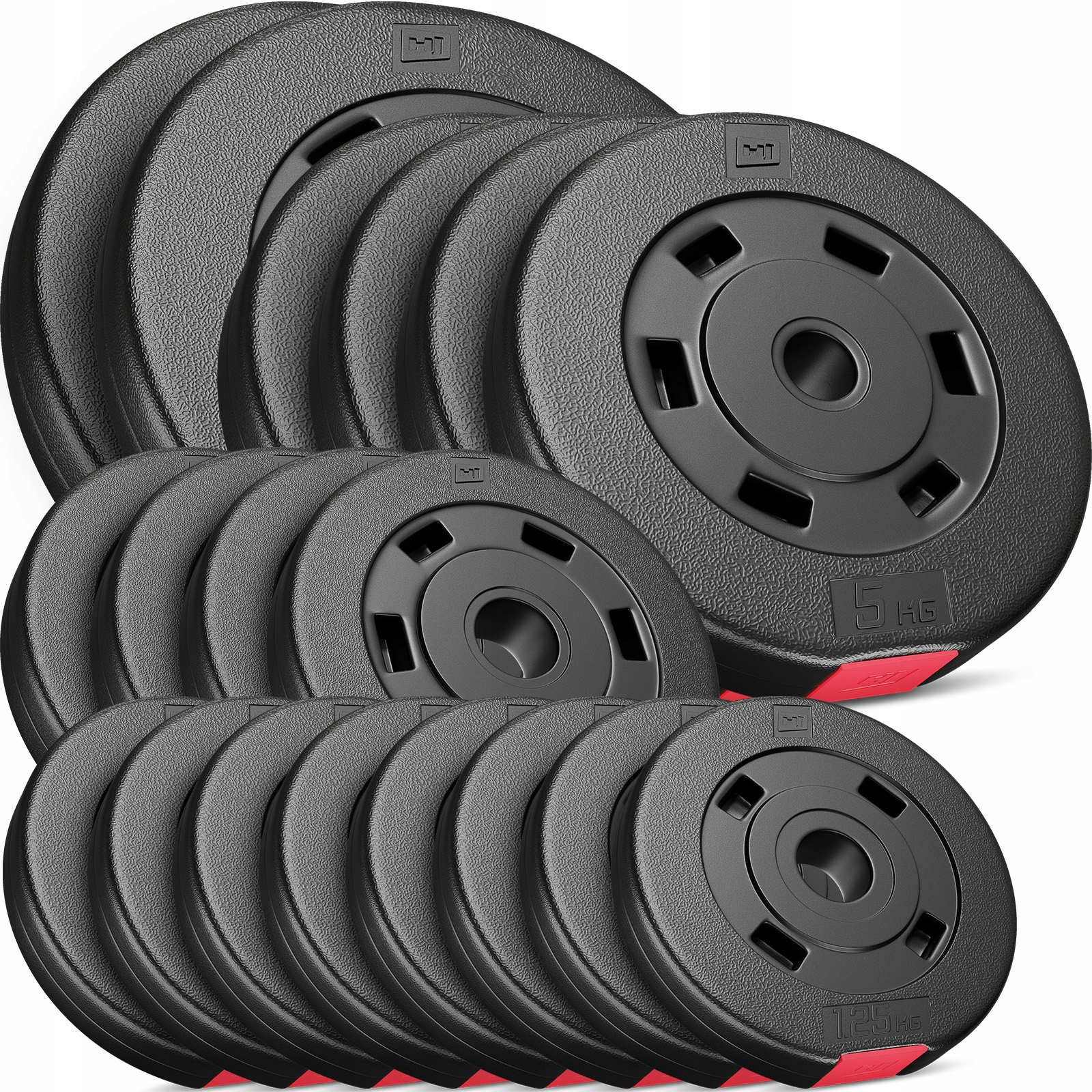 60kg bitúmenové zaťaženie Nastavte AC * 195 Platne