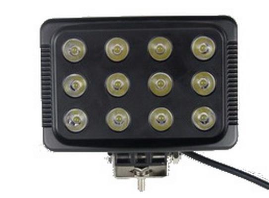 Pracovná lampa LED 36W Cree 2600LM Halogénové svetlo