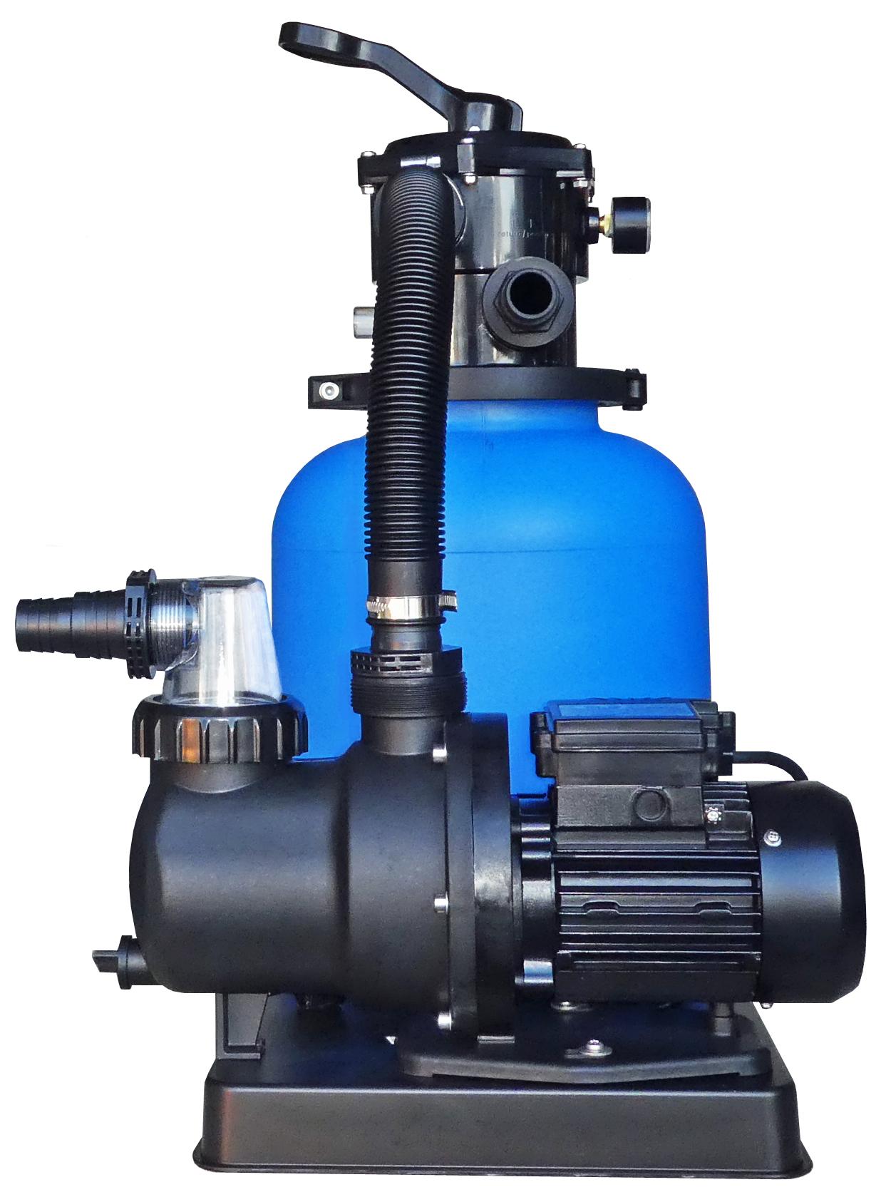Pieskový filter ECO 8 M3 / H Max 40m3