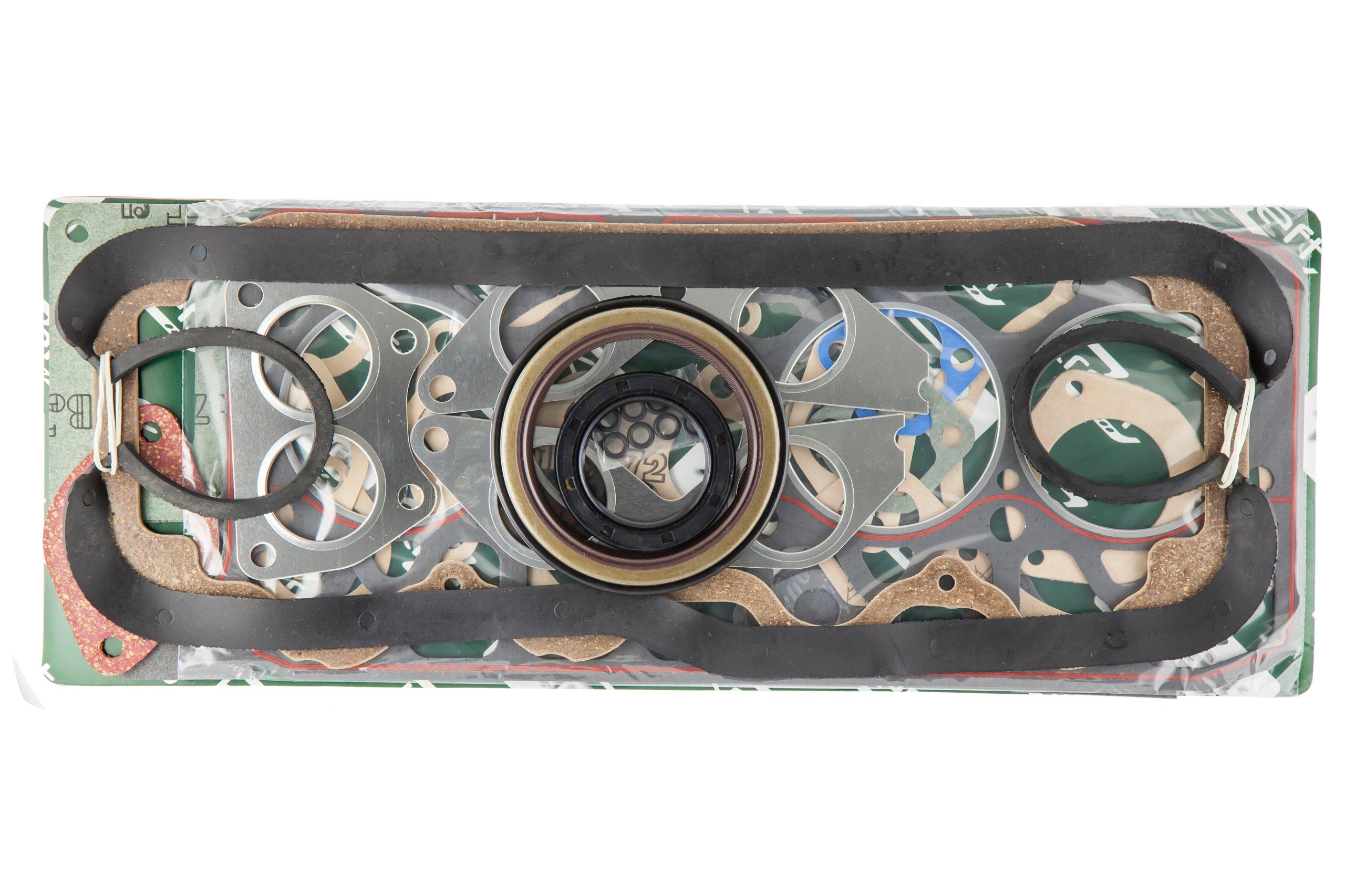 комплект прокладки двигателя fso fiat 125p 13 1300ccm