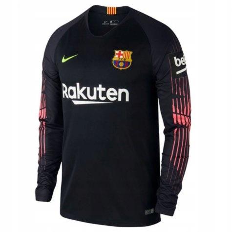 Bramkarska t-shirt Nike JR FC Barcelona Home 158
