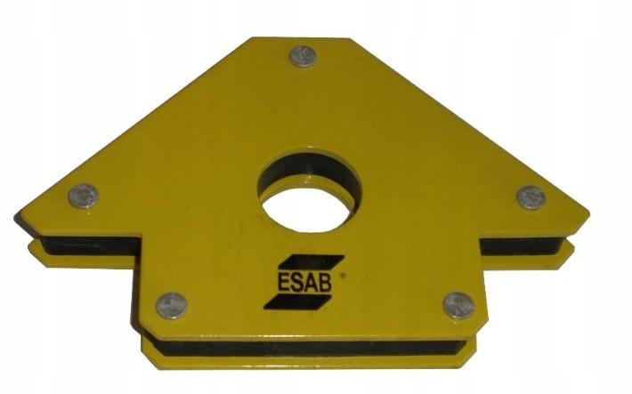 Magnetický uhol zváranie držiak ESAB veľký