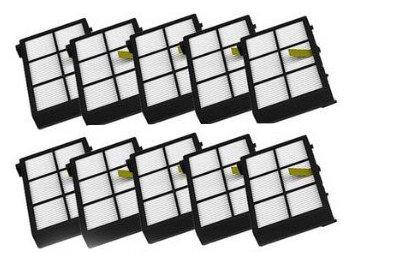 HEPA filtre iRobot Roomba 800/900 10 kusov LACNO