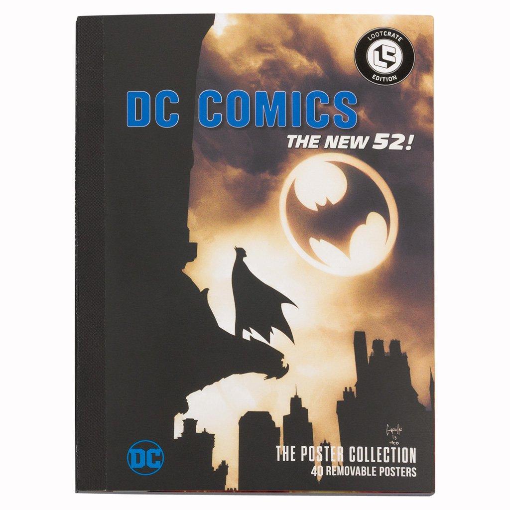 Mini Plakaty Dc Comics The New 52