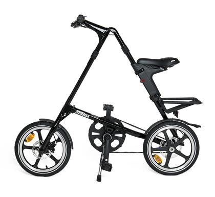 Bicykel Strida LT 18` kolesá skladacia 11kg Voronež !