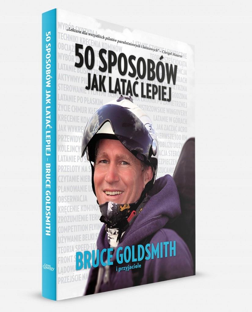 50 spôsobov, ako lietať lepšie - Bruce Goldsmith