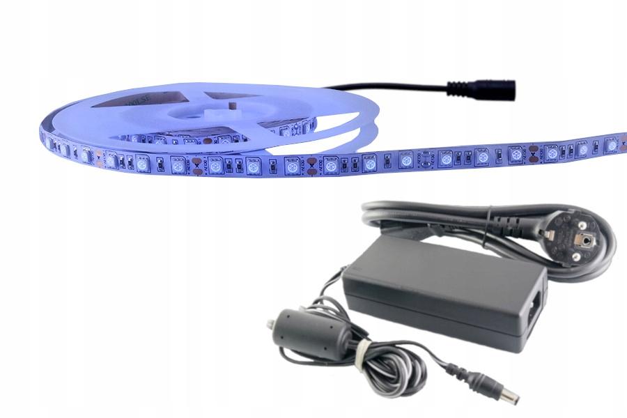 LED 300SMD UV 5050 Ultrafiolet Premium 3M