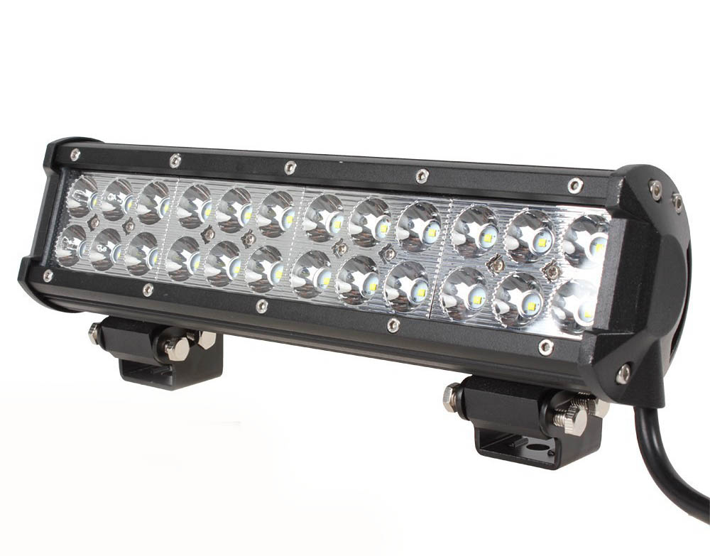 LED ATV LIGHT BAR CREE 72 W ПАНЕЛЬ КВАДА ЛАМПА