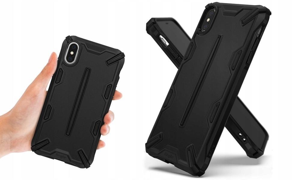 Pancerne Etui Do Iphone Xs Max 6,5 Ringke Dual-x