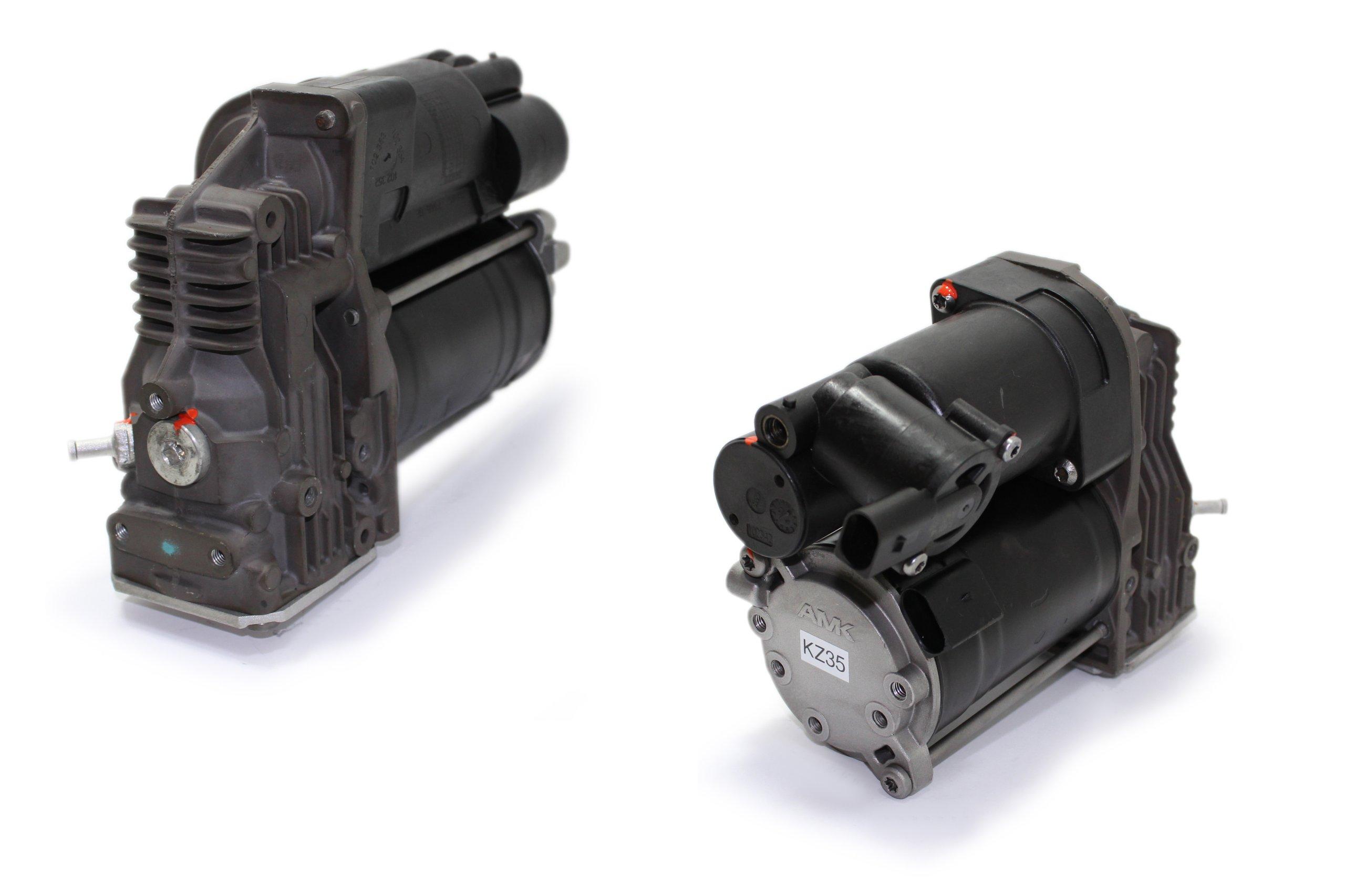 компрессор nivo airmatic bmw 5 e61 520d 523i 525d