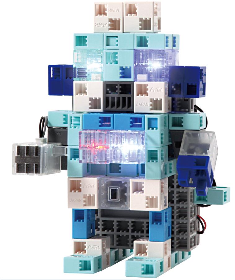 Stavebnica Artec Robotist Basic