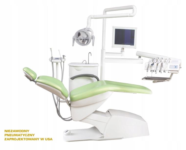 Nowy unit stomatologiczny DORNWELL DW900 4 lata gw