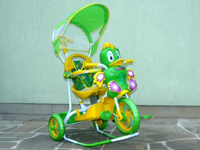 Bujany Dziecięcy rowerek Miękkie koła RO0024 Wiek dziecka 12 m +