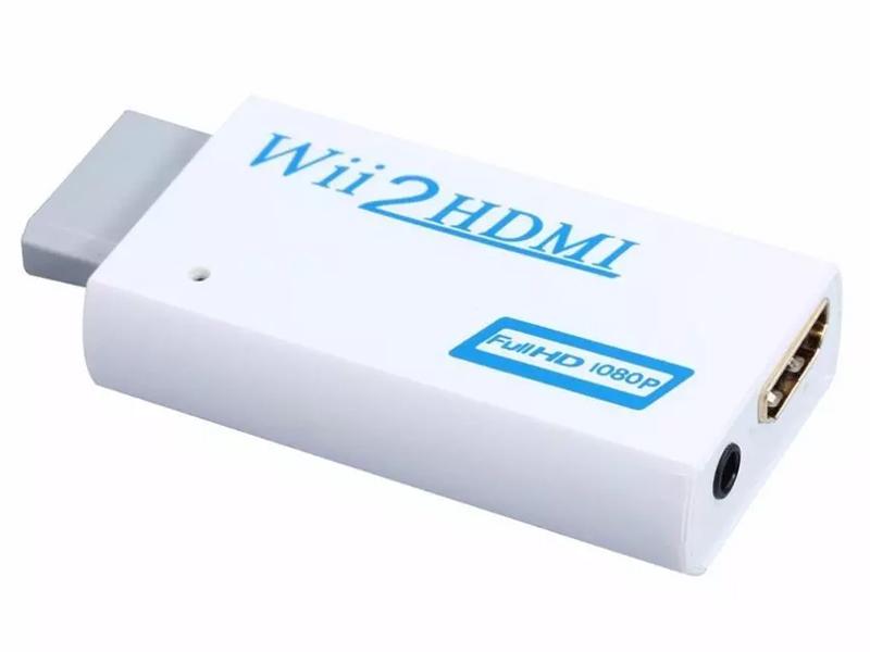 Adaptér Wii Adaptér pre HDMI 1080P Converter