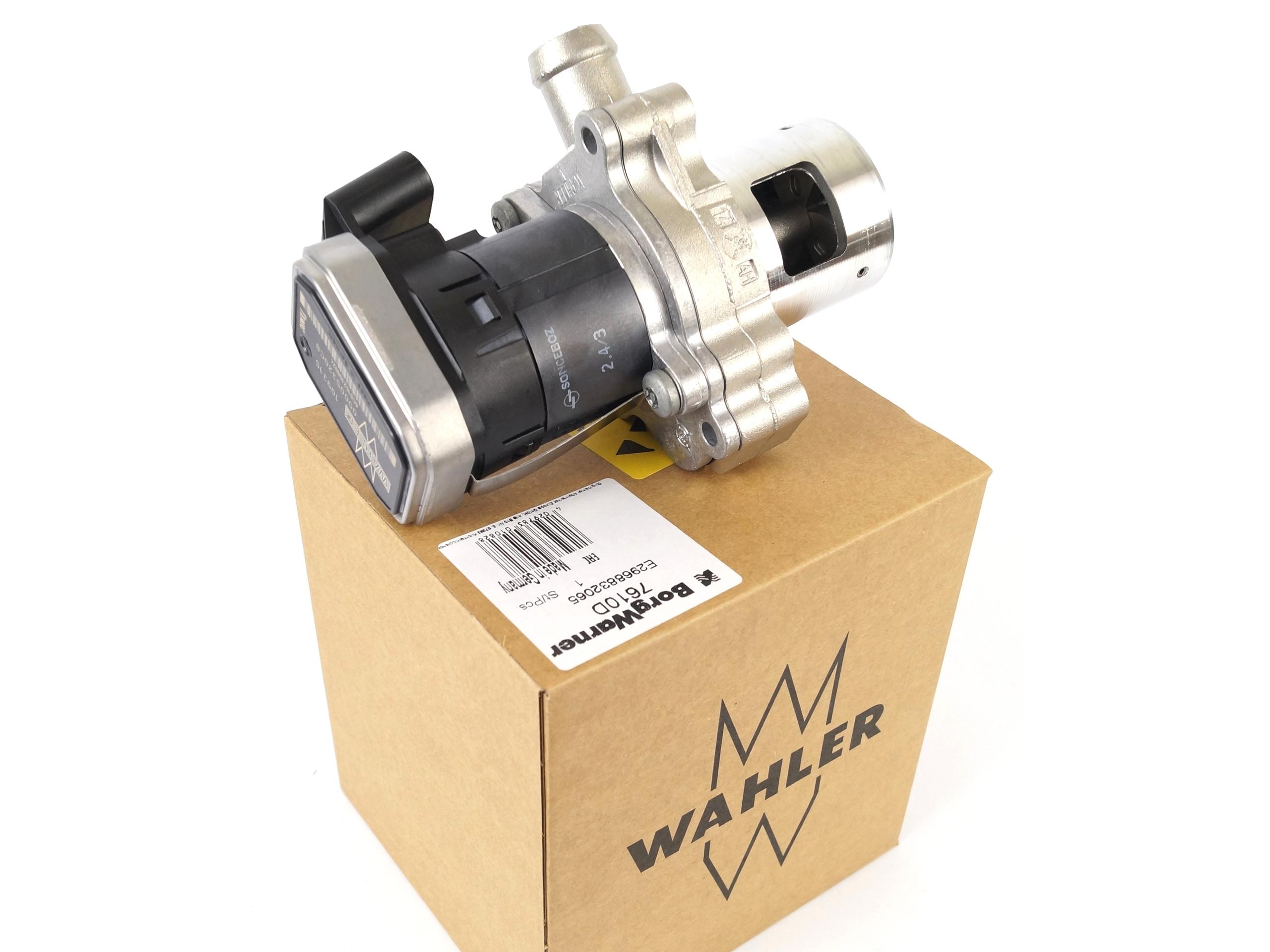 клапан системы рециркуляции ог mercedes sprinter 906 22 cdi wahler