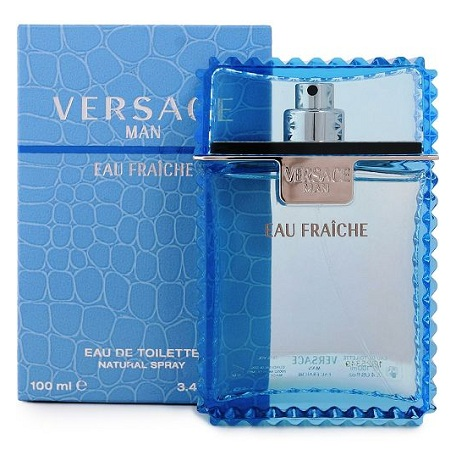 Perfumy Męskie VERSACE MAN EAU FRAICHE 100ML 7162821088