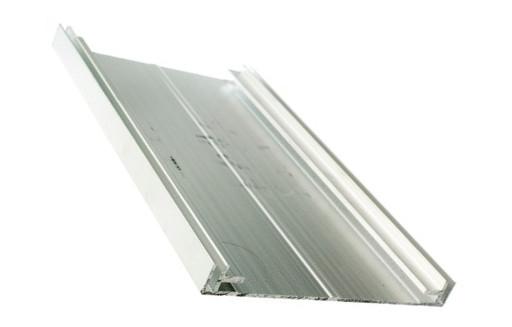 Profil aluminiowy, 160mm, na wymiar 10cm WYPRZEDAŻ