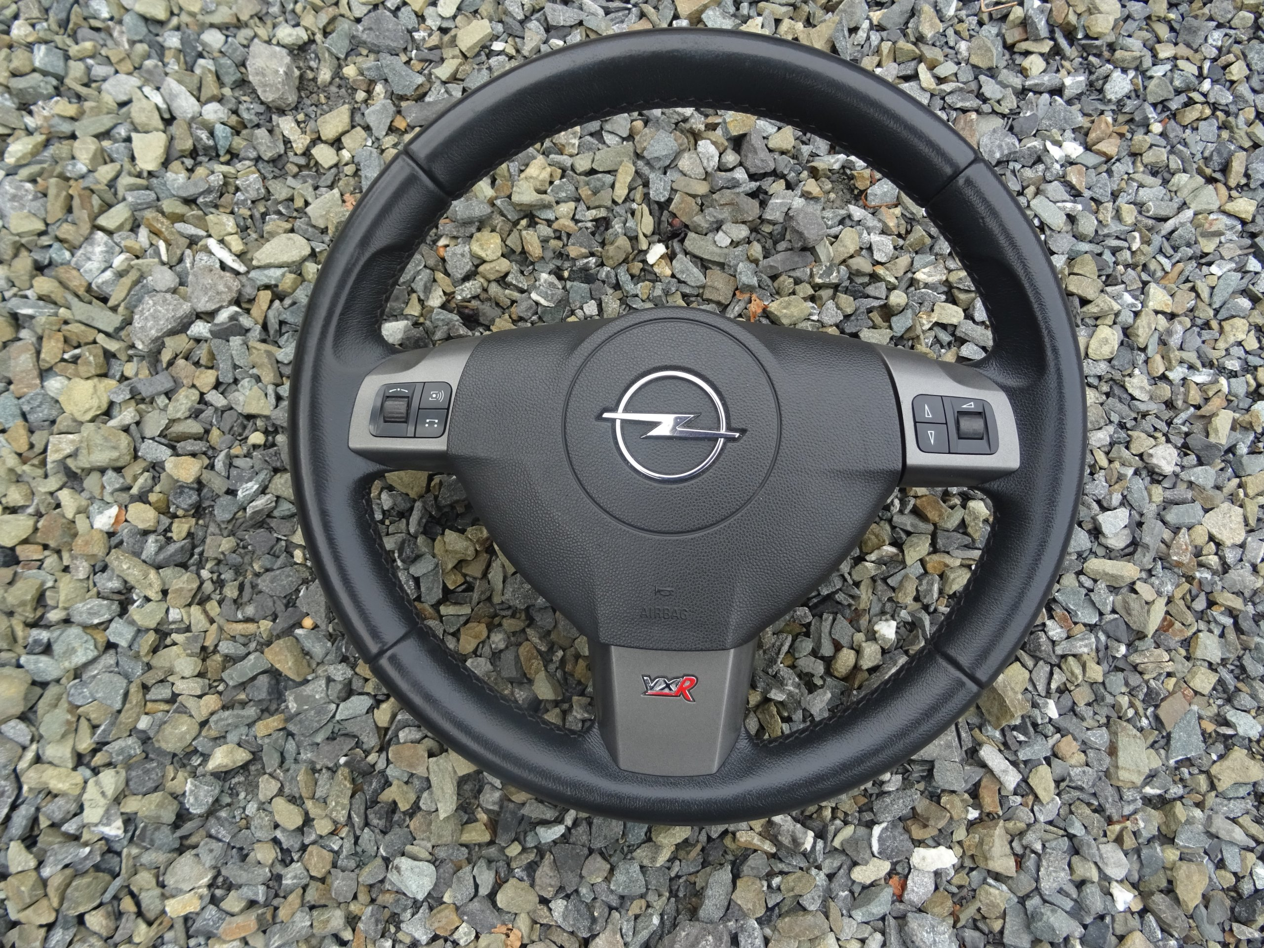 Opel Astra Iii H Kierownica Vxr Skorzana Skoczow Allegro Pl