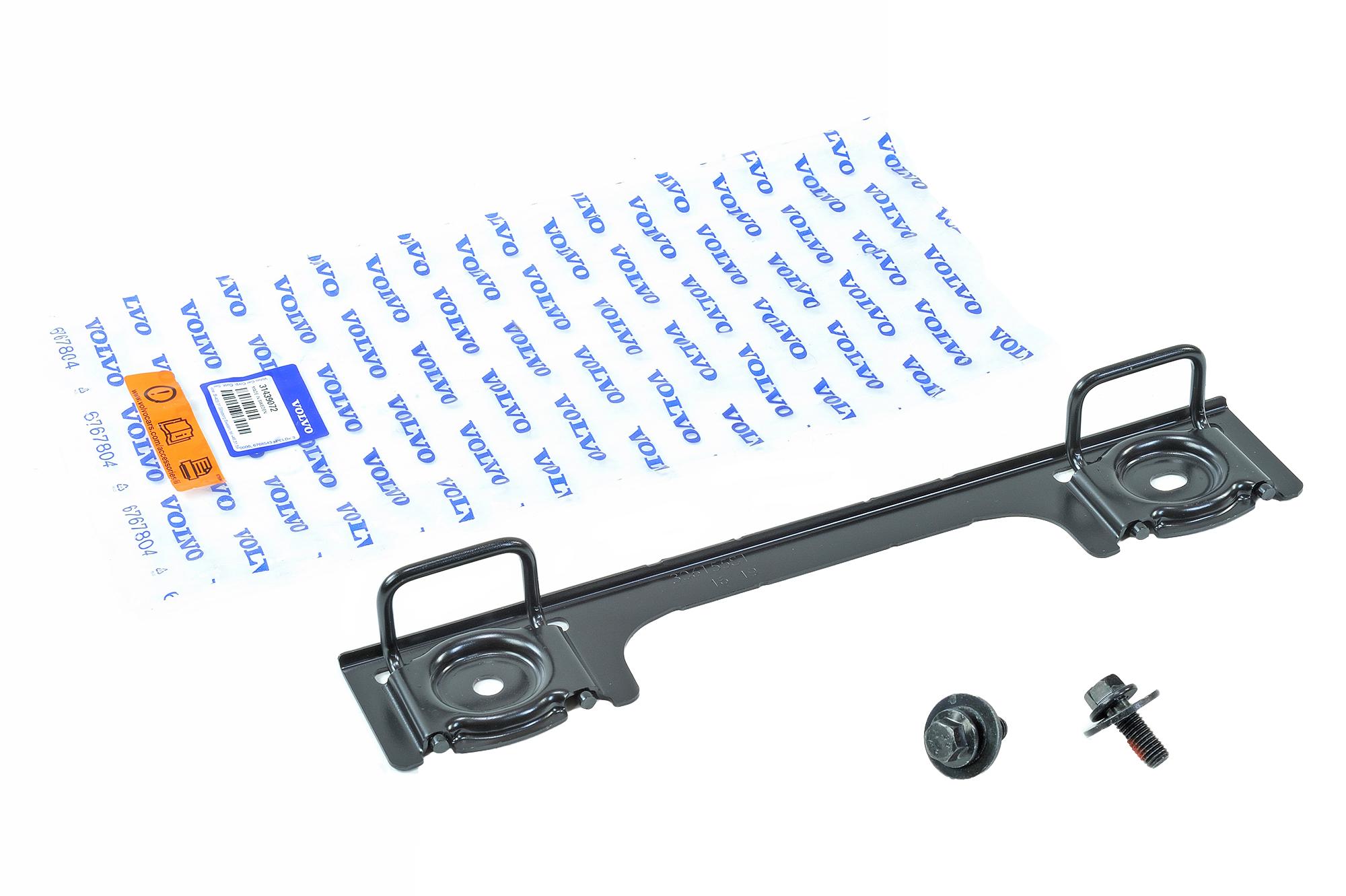 крепление автокресла isofix -volvo c30  c70  s40 v50