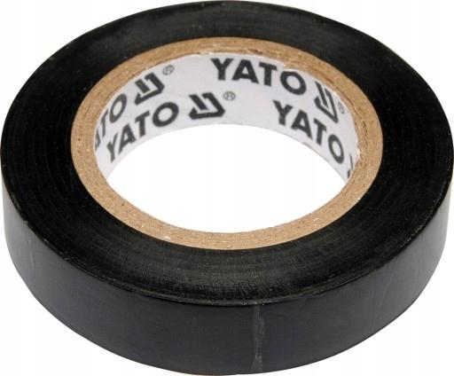 YATO Taśma izolacyjna 10m 12mm YT-8152