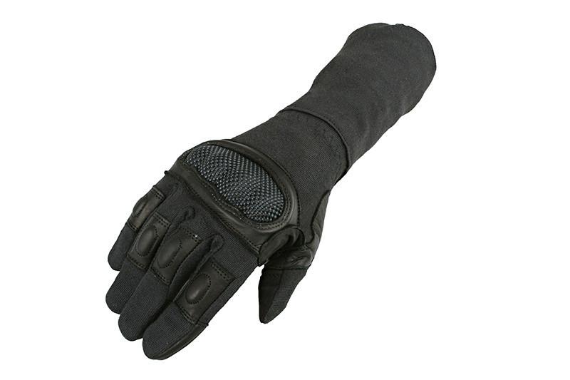 Taktické rukavice Obrnené Pazúr Breacher Kevlar S