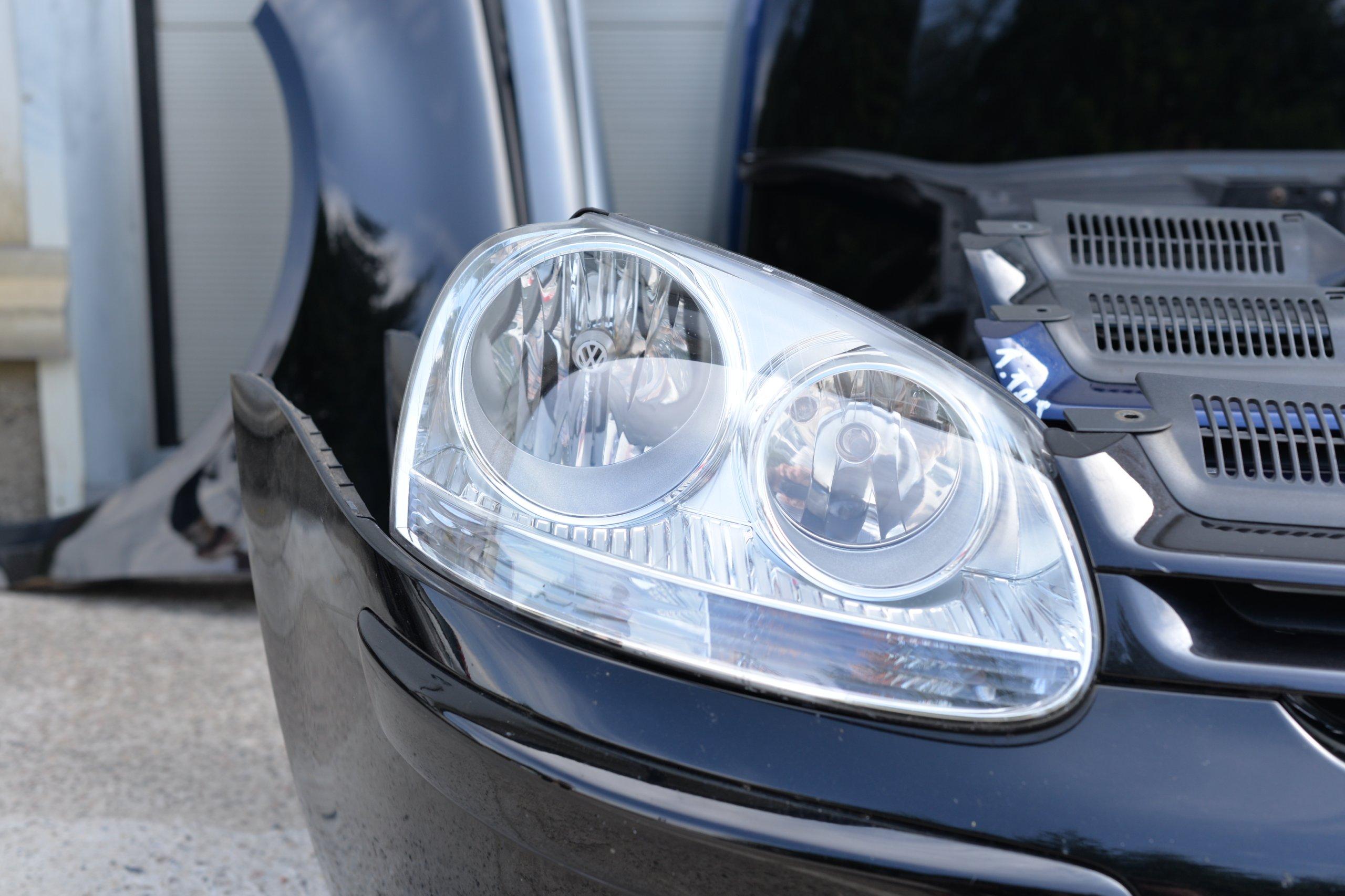[КАПОТ ZDERZAK КРЫЛО PAS REFLEKTOR VW GOLF V 5 из Польши]изображение 8
