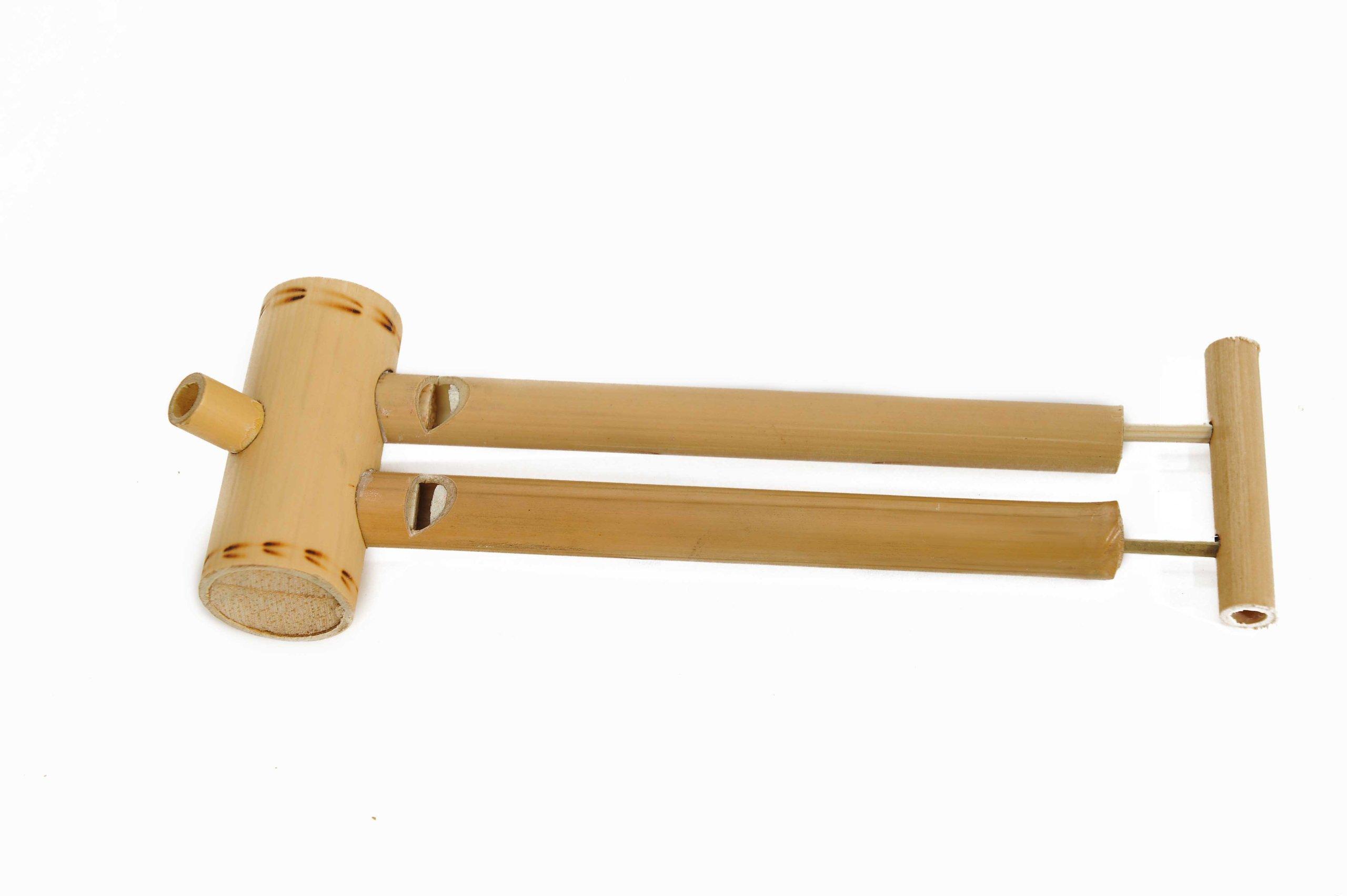 Oscillačný píšťalka 25 cm Datucidae z e-djembe