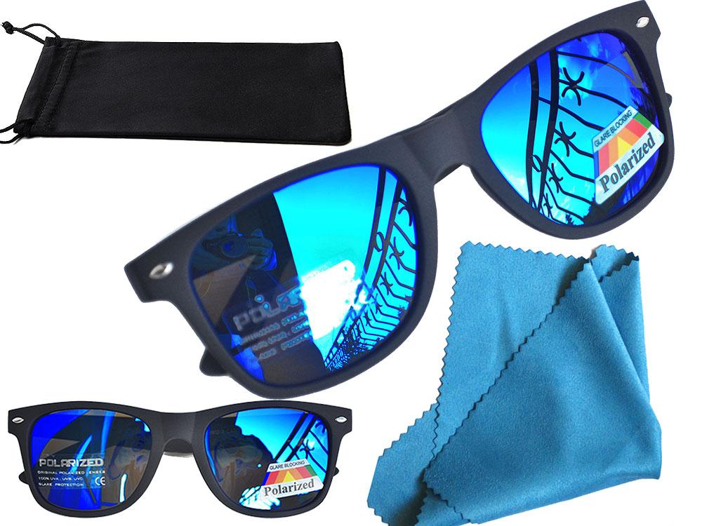 Солнцезащитные очки поляризованные зеркалки